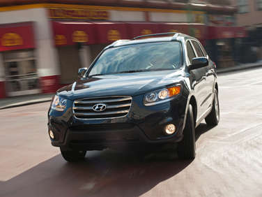 Hyundai Santa Fe Used SUV Buyer