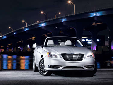 October's 5 Sales Winners: Chrysler 200 is Stellar for Pentastar