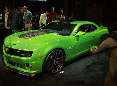 Chevrolet Brings Camaro And Corvette Special Editions To