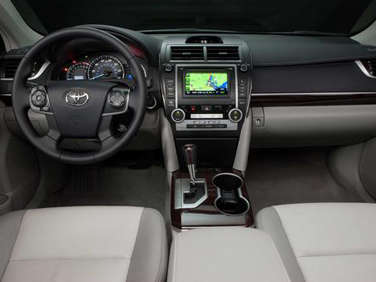 Toyota Camry Xle V Pricing And Trim Levels