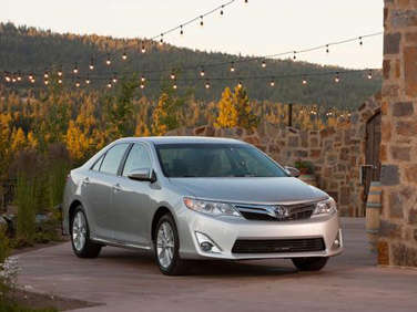 This Is Why Toyota, Despite Having Its Name Dragged Through The Mud In The  Press Of Late, Insisted That We Test A 2012 Toyota Camry XLE V6 Despite  Having ...