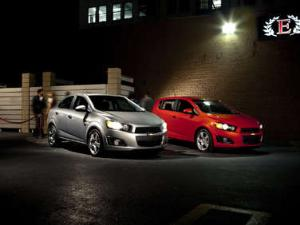 New 2012 Chevrolet Sonic Threatens Compact Class With Strong Engine, High MPGs