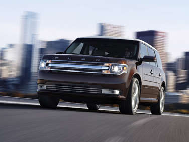 Refreshed 2013 Ford Flex to Debut in L.A.