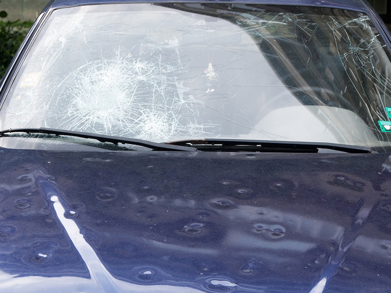 Buying a New Car with Hail Damage | Autobytel.com