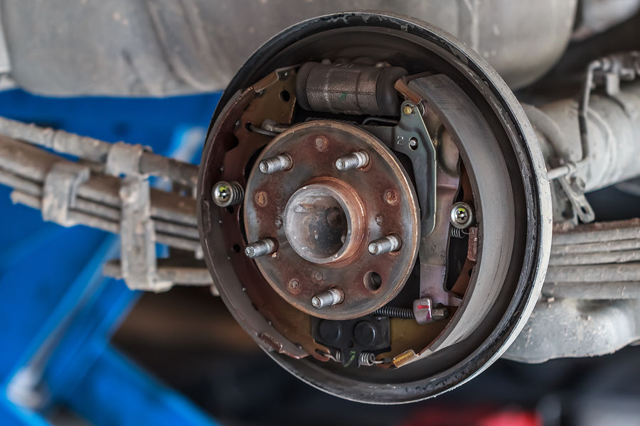 How To Bleed Drum Brakes
