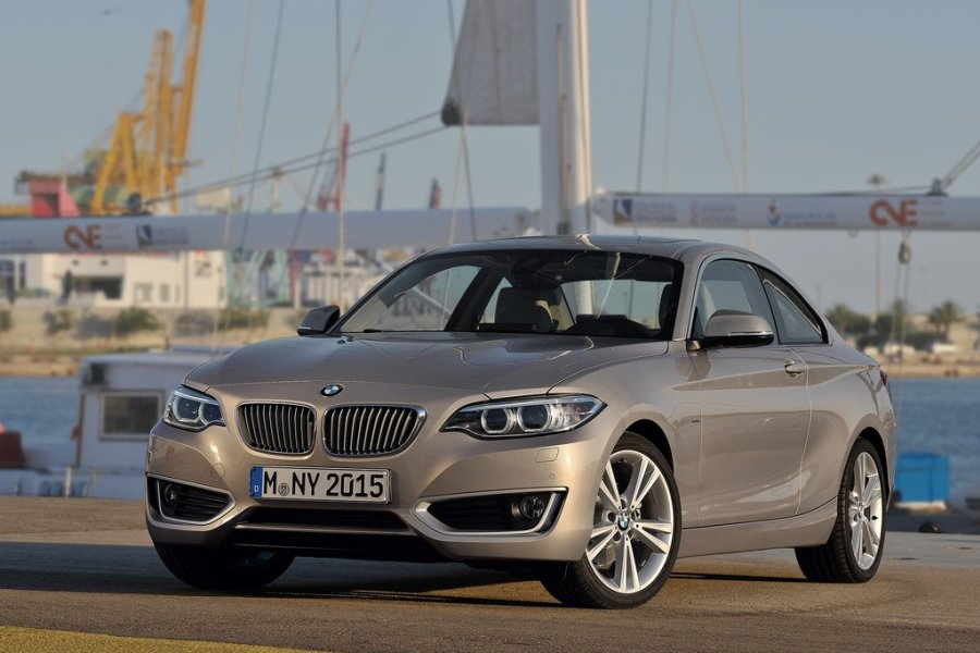 BMW 2 Series xDrive