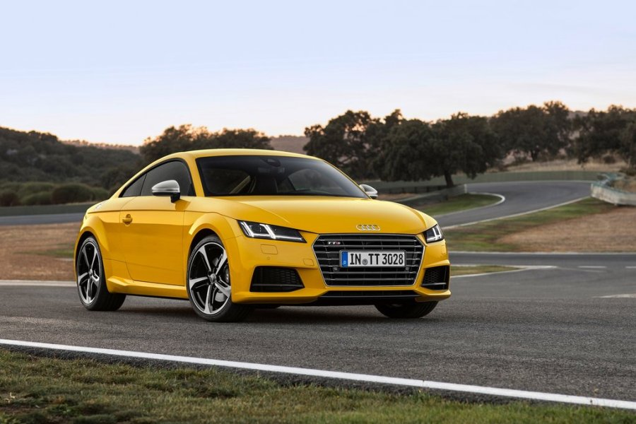 The Best AllWheel Drive Coupes - 2017 sports coupe