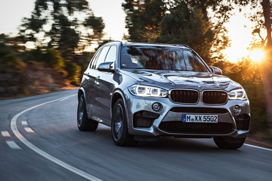 The Best V SUVs - Best bmw suv