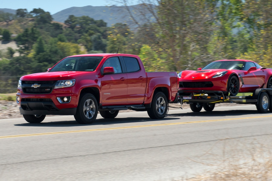 Chevrolet Colorado/GMC Canyon | 20-City/27-Hwy/22-Combined