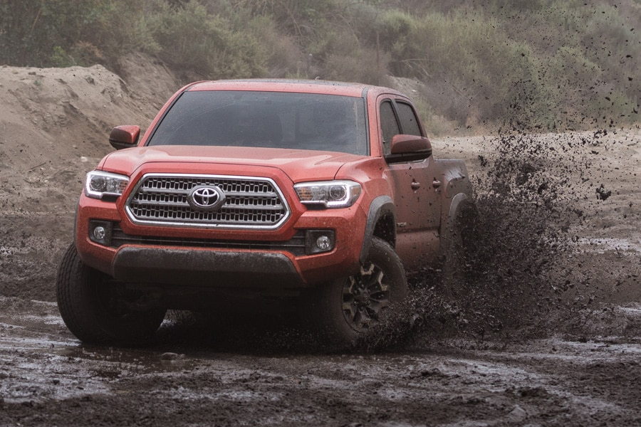 Toyota Tacoma | 21-City/25-Hwy/22-Combined