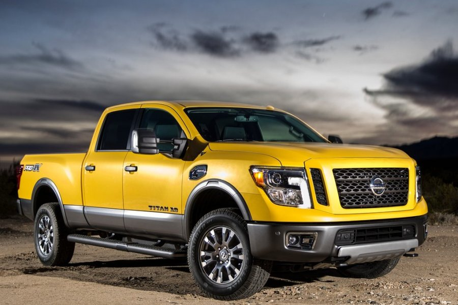 Nissan Titan | 13-City/18-Hwy/15-Combined