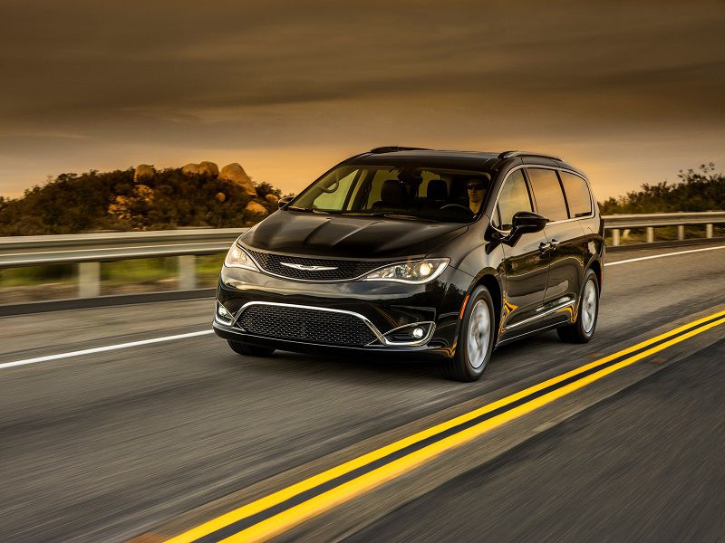 10 of the Best 8-Passenger Vehicles of 2020