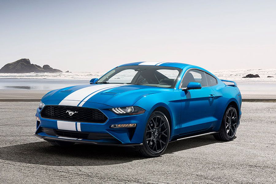 2020 Ford Mustang 2.3 EcoBoost