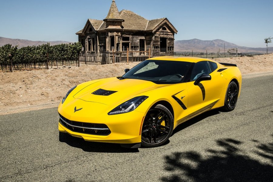 Amazing Chevrolet Corvette