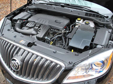 2012 Buick Verano First Drive Review Autobytel Com