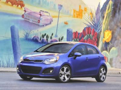 10 Things You Need To Know About The 2012 Kia Rio