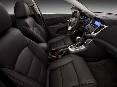 Superior 2012 Chevrolet Cruze: Interior