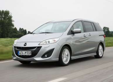 2012 Mazda5 Road Test and Review