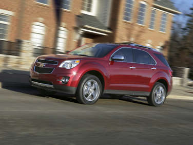 2011 Chevrolet Equinox 2LT Road Test and Review