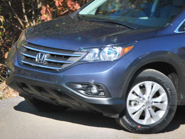 2012 Honda CR-V First Drive Review