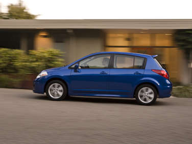 Be Thankful for the Nissan Versa—and Four More