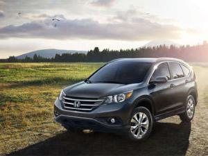 New Crossovers: Honda CR-V vs. Ford Escape vs. Mazda CX5