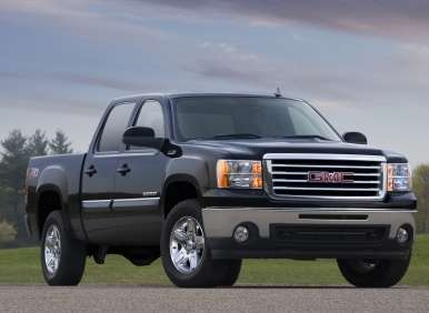 2012 gmc sierra 1500 sle all terrain road test and review. Black Bedroom Furniture Sets. Home Design Ideas