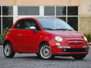 2012 Fiat 500C Road Test and Review