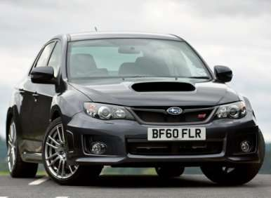 10 Things You Need To Know About The 2012 Subaru WRX STI
