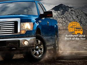 Autobytel 2012 Truck of the Year - 2012 Ford F-150 EcoBoost