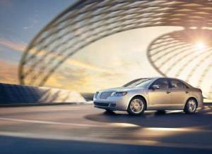 Dealers Begin Taking Orders for All-new 2013 Lincoln MKZ