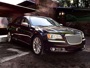 2012 Chrysler 300 Luxury Series: A New Flagship Sets Sail