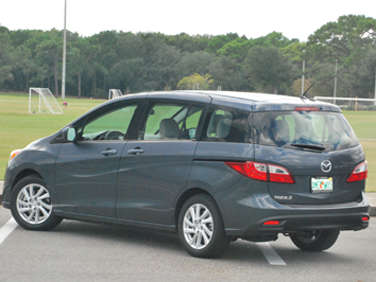 2012 Mazda Mazda5 Road Test And Review Autobytel Com