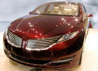Lincoln MKZ Concept: A New Beginning