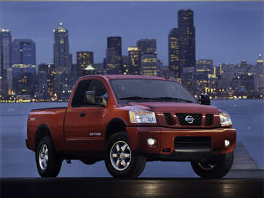 Nissan Titan Used Pickup Truck Buyer
