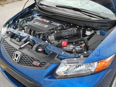 2012 Honda Civic Si Coupe Review: Powertrain And Fuel Economy