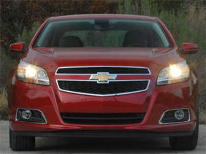 2013 Chevrolet Malibu Eco First Drive Review