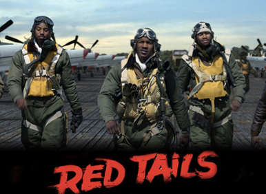 Jeep Helps Red Tails Soar to $19.1 Million Opening