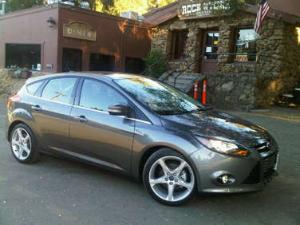 2012 ford focus titanium sedan road test and review. Black Bedroom Furniture Sets. Home Design Ideas