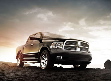 Ram Understates the Premium End With the Laramie Limited