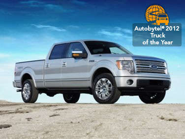 2012 Ford F-150 EcoBoost Road Test and Review