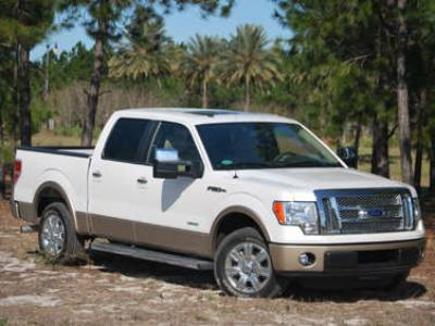 2012 Ford F-150 EcoBoost Road Test and Review | Autobytel com