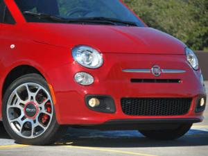 2012 Fiat 500 Sport Road Test and Review