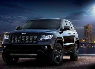 Jeep Unveils New Grand Cherokee Package and Challenges Us To Name It