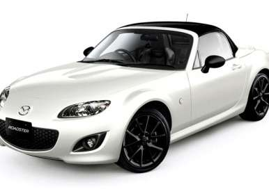 2012 Mazda MX-5 Miata Special Edition Details Released