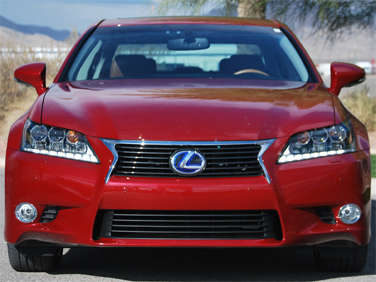 2013 Lexus GS First Drive Review