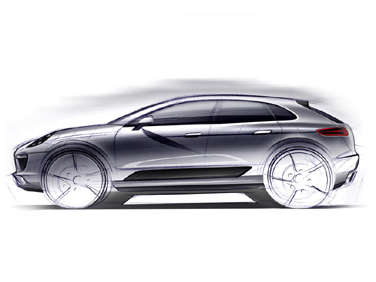 Porsche Names New Compact SUV the Macan