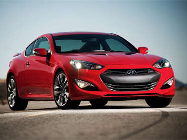 Pricing Set for 2013 Hyundai Genesis Coupe