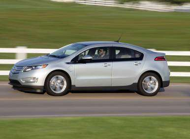 10 Things You Need To Know About The 2012 Chevrolet Volt