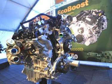 Optimizing available EcoBoost fuel economy | Vehicle ...